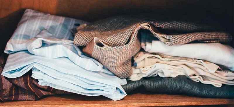 Polillas en el armario