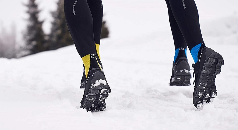 calcetines de nieve marca CEP
