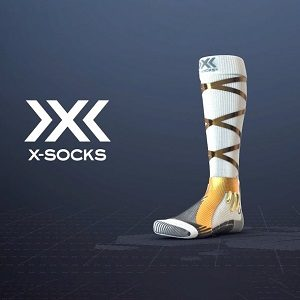 calcetines merino X-Socks
