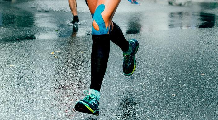 calcetines y medias de compresion para deportes